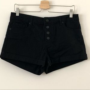 🔴Clearance Forever 21 Black Shorts